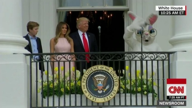 trump easter 3