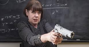 teacher gun